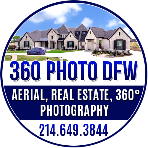 Aerial Photography, Real Estate Photography in Parker, TX - 360 Photo DFW -214.649.3844