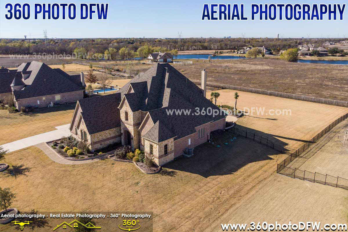 Aerial Photography in Lucas, TX and other locations in Dallas-Fort Worth - 360 Photo DFW