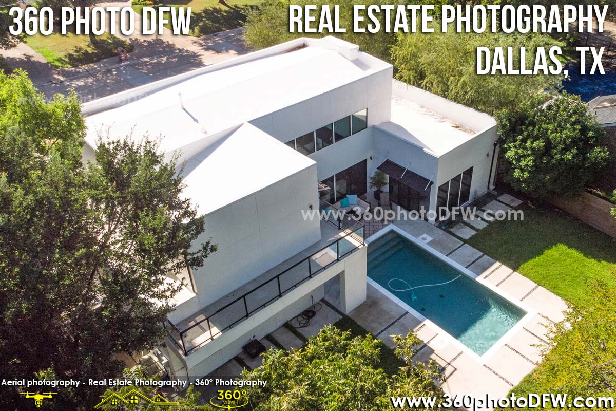 Real Estate Photography, Aerial Photography in Dallas, TX - 360 Photo DFW