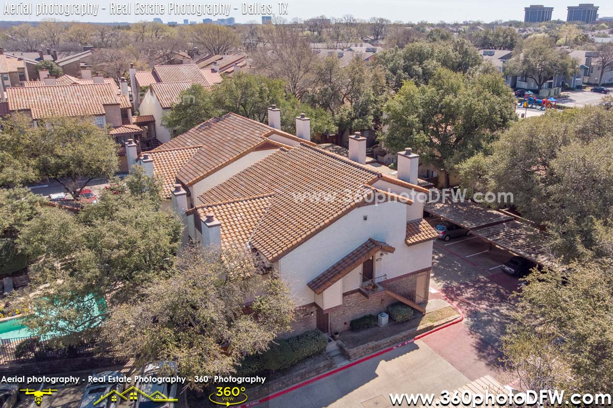 Aerial Photography, Real Estate Photography in Dallas, TX - 360 Photo DFW - 214.649.3844