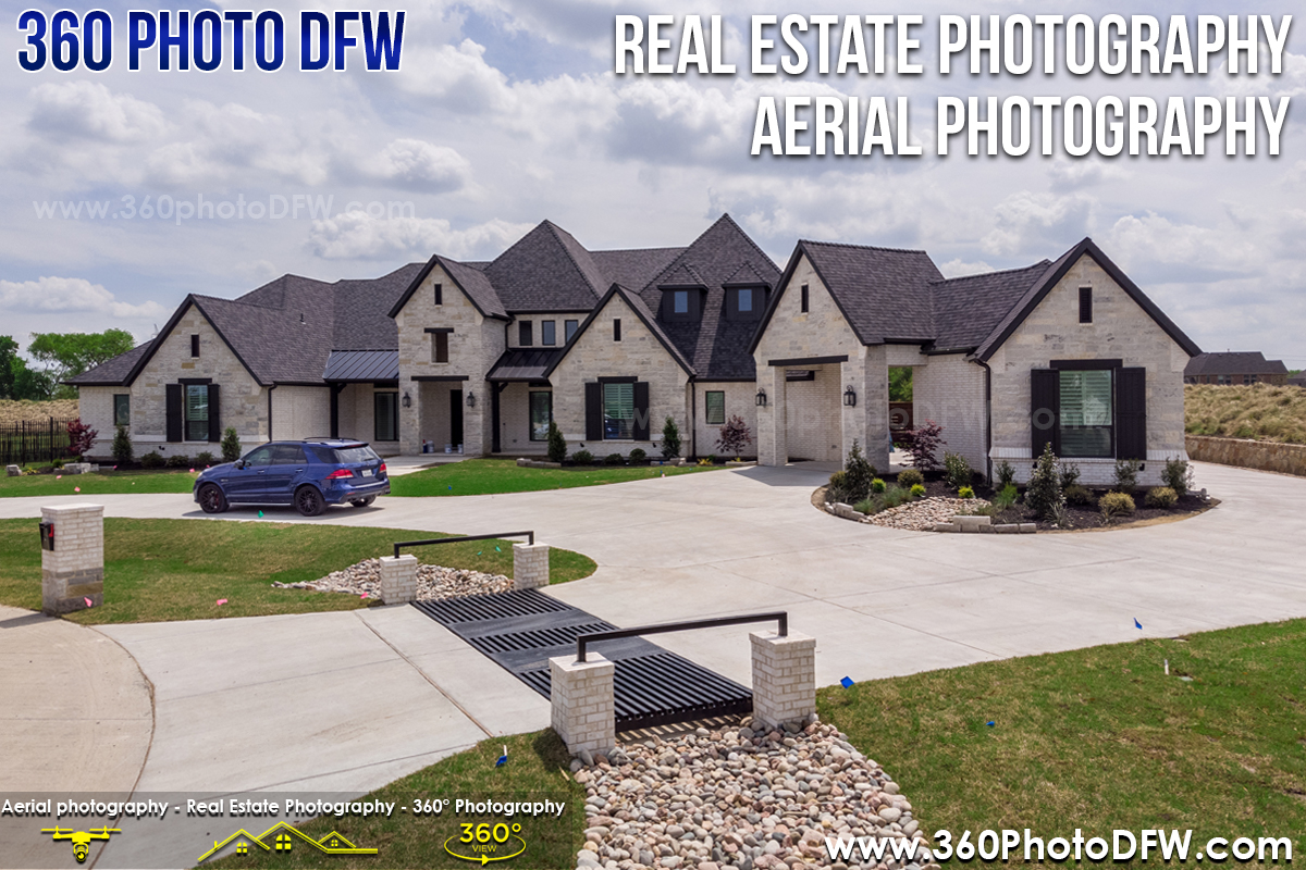 360 Photo DFW offers Aerial Photography (AKA Drone Photography) and Aerial Video production services in Lucas, TX and other locations in Dallas-Fort Worth. Call 214.649.3844