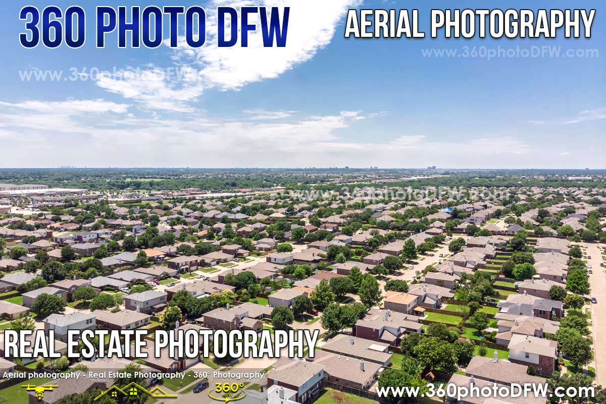 Aerial Photography, Real Estate Photography, Real Estate Video in Wylie, TX and DFW- 360 Photo DFW - 214.649.3844