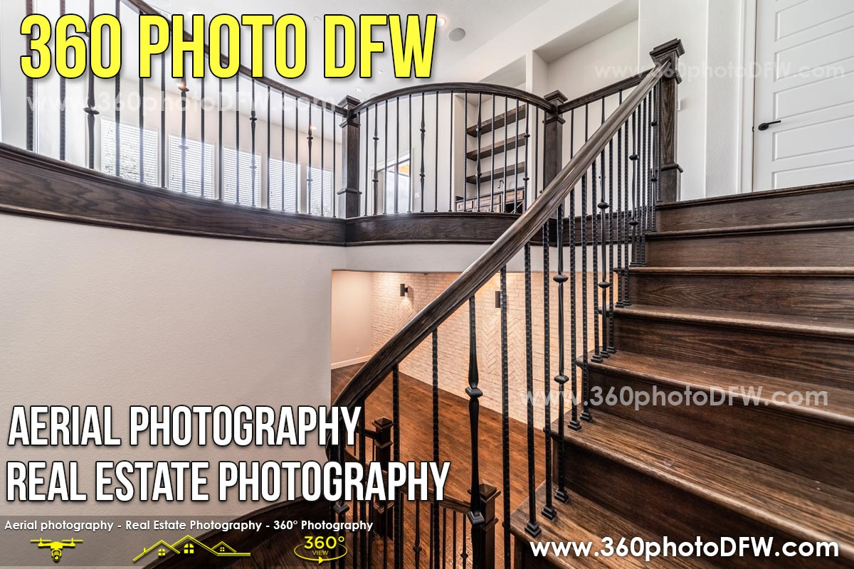 Real Estate Photography, Aerial Photography in Lucas, TX - 360 Photo DFW - 214.649.3844