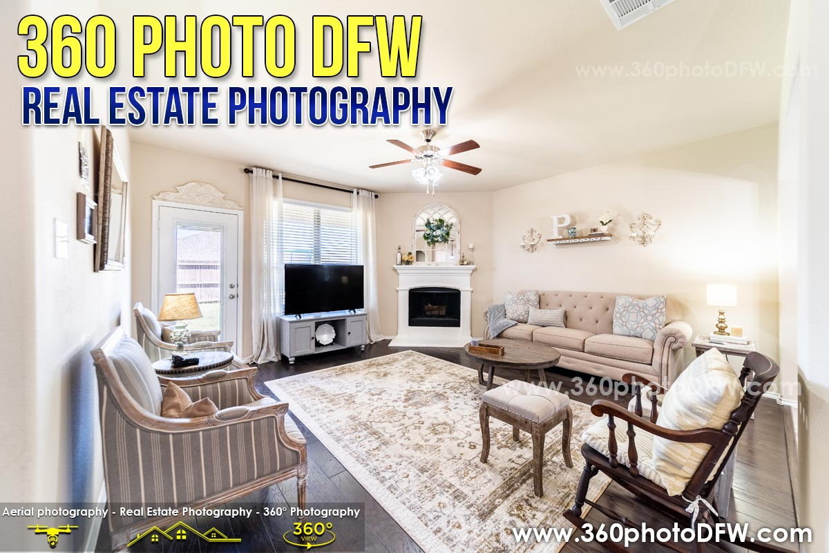 Aerial Photography, Real Estate Photography in Aubrey, TX - 360 Photo DFW - 214.649.3844