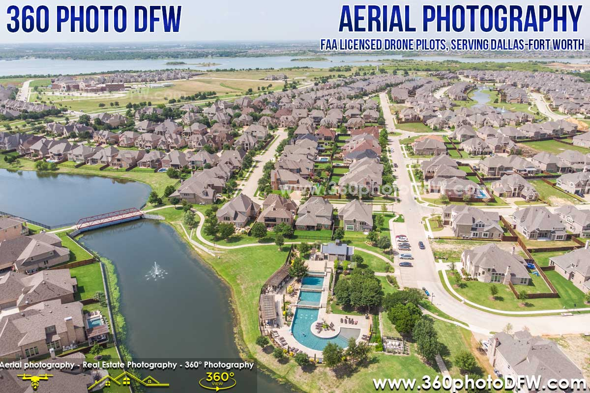 Affordable Aerial Photography, Real Estate Photography in Dallas-Fort Worth and North Texas-360 Photo DFW-214.649.3844
