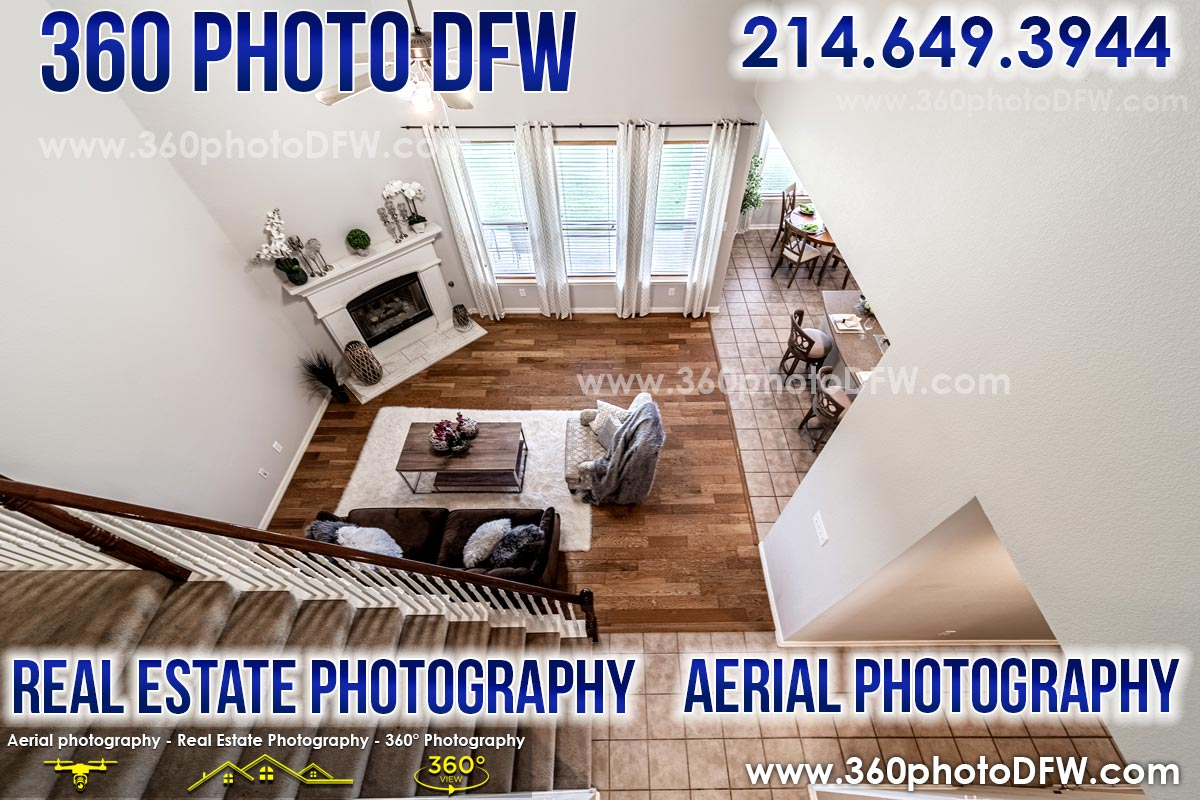 Aerial Photography, Real Estate Photography in Little Elm, TX - 360 Photo DFW - 214.649.3844