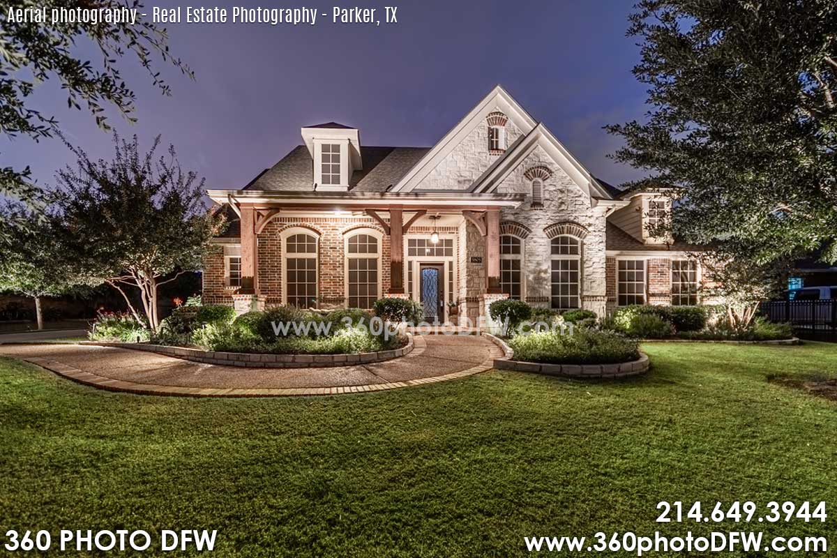 Twilight Photography, Real Estate Photography in Dallas-Fort Worth - 360 Photo DFW -214.649.3844
